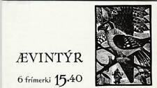 Faroer booklet postfris 1984 MNH MH2 (106-111) - Sprookjes (K073)