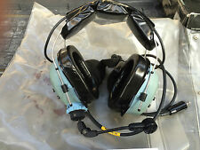 EX RAF Thales (Racal) Headset High Grade, High Quality with service history