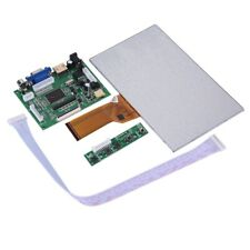 7Inch TFT LCD Monitor Screen + Driver Board HDMI VGA 2AV for Raspberry Pi