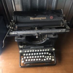 REMINGTON PARAGON 16 TYPEWRITER 1928  INDUSTRIAL #ZR511899