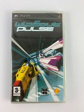 PSP Wipeout Pulse (2007), UK Pal, Brand New & Factory Sealed