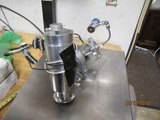 Huntington PV-200 Right Angle Vacuum Valve PV-200-SF-00