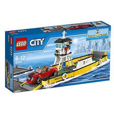LEGO® City 60119 Fähre NEU OVP_ Ferry NEW MISB NRFB