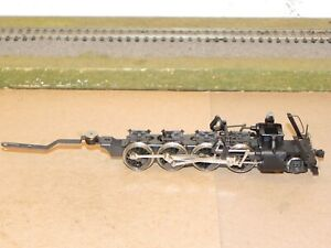Rivarossi HO Parts Berkshire Steam Locomotive Chassis EX