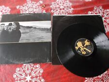 U2 The Josua Tree record LP  Canada pressing