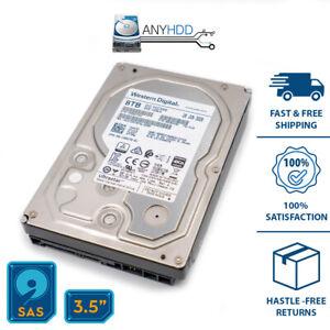 """WD HGST Ultrastar 8TB SAS 72RPM 3.5"""" HUS728T8TAL4200 HC320 Hard Drive"""
