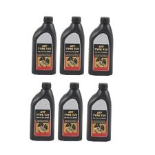 Set of 6 Genuine Automatic Transmission Fluid 00279000T4 for Toyota Yaris Pickup