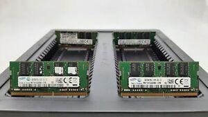 LOT 4 SAMSUNG M471A1G43DB0-CPB 8GB DDR4 PC4-2133S 17000 NONECC SODIMM MEMORY RAM