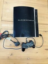 Sony PS3 (CECHK03) Play Station 80gb console Sony controller ten games