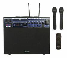 Vocopro DVD SOUNDMAN 4 Channel All In One PA Sysytem Karaoke CD-G
