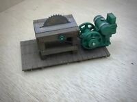 KIT - Gasoline Powered Table Saw G Scale Custom Designed Model Railroad Layout