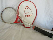 Amf Head Professional Model 574 Tennis Racket Strung, In Case Ex. Cond 9