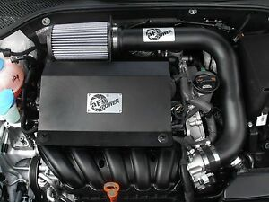 aFe Magnum FORCE Pro DRY Cold Air Intake System Fits 09-2015 Jetta Golf 2.5L