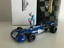 EXOTO 1:18 1971 Tyrrell Ford Type 003 F1 GPC97024 GP of Canada Jackie Steward