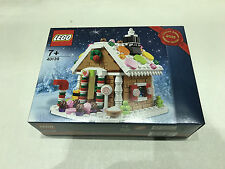 New Sealed Lego 40139 Limited Edition Gingerbread House