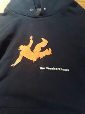 The Weakerthans Vintage Canadian Indie Rock Men's Navy Hoodie Size L
