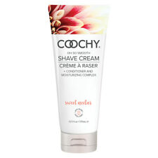 Coochy Shave Cream, Conditioner and Moisturizing Complex. 12.5 oz Sweet Nectar