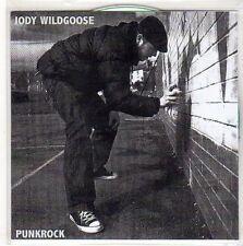 (EO543) Jody Wildgoose, Punkrock - 2006 DJ CD
