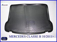 Vasca Proteggi Baule Auto -Pedana Protezione Baule-  MERCEDES CLASSE B  10/2011>