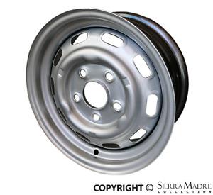 MAXILITE Steel Disc Brake Wheel, Painted, Porsche 356C/911/912 (64-73) 901.361