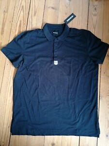 DIRK BIKKEMBERGS MAINLINE TG XXXL  short sleeved polo shirt.