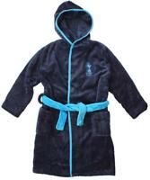 Boys Dressing Gown Tottenham Hotspur Football THFC Spurs Hooded 3 to 12 Years