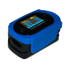 ChoiceMed MD300 C636 Pulse Oximeter LATTICE libero controllo OLED visualizza SPO2 NUOVO