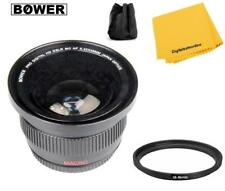 Bower Wide Angle Fisheye Lens for Canon EOS 1300D 1200D 800D 760D 750D 200D 100D