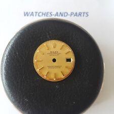 Rolex Datejust Gold Tritium Dial GENUINE ORIGINAL FOR RESTORATION.