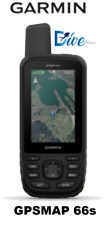 GPSMAP® 66s Multisatellite handheld with sensors  Part Number: 010-01918-01
