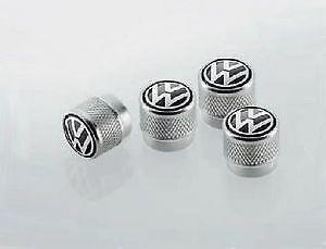 Volkswagen (Genuine) Valve Caps: Various Models (000071215)