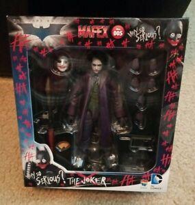 Mafex Joker Dark Knight Action Figures No.005