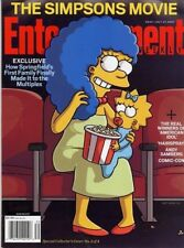 Entertainment Weekly Magazine 7/27/2007 - Cover 4 - MARGE SIMPSON