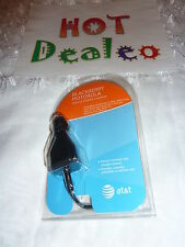 ** New ** AT&T BlackBerry Motorola Vehicle Power Charger