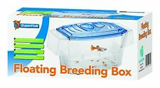 Superfish Floating Breeding Box Fry Hatchery Tropical Marine Platty Guppy