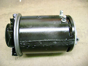 FoMoCo Original 1949-1953 Ford Flathead Generator 12 Volt V-8 MINT