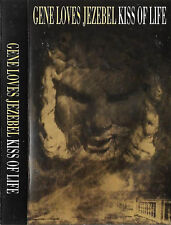 GENE LOVES JEZEBEL KISS OF LIFE CASSETTE ALBUM Alternative Rock New Wave Goth