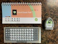 Cricut Cartridge - Cricut Classic Font