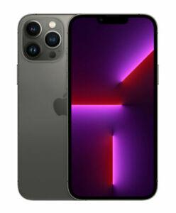 Apple iPhone 13 Pro Max 6.7-inch 1TB - Black Graphite A2643 Unlocked