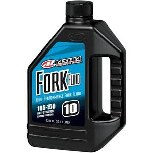 Maxima Racing Fork Fluid 10W Gabelöl 1 Liter Flasche / CLEAR  1 Liter