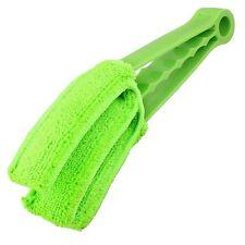 Venetian Blind Cleaner Brush Duster Cleaning for 3 Slats Green AD