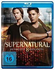 Supernatural - Season/Staffel 8 Komplett * NEU OVP * Blu-ray