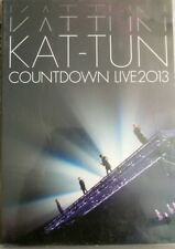 Used   Countdown Live 2013 Kat-Tun (Normal Specification) [Dvd] REGION 2 NTSC
