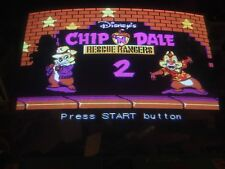 Nintendo Playchoice 10 Chip And Dale's Rescue Rangers 2 Cart Pc-10 2 Not 1. RR2