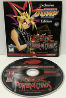 Exclusive Shonen Jump YuGiOh Power of Chaos: Yugi the Destiny Demo PC ! NICE 🔥