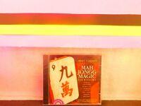 Mah Jongg Magic Game PC SOFTWARE CD ROM for Windows New Sealed