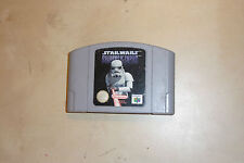 NINTENDO 64 N64 GAME CARTRIDGE PAK PAC PACK ONLY STAR WARS SHADOWS OF THE EMPIRE