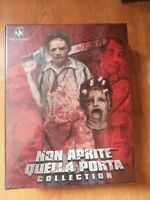 Non aprite quella porta The Texas Chainsaw Massacre 1 & 2 4k Ultra hd bluray box