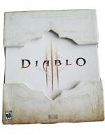 Diablo III 3 Collector's Edition- Excellent Condition,  PC