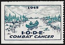 1945 Canadian I.O.D.E. - Cancer Fund